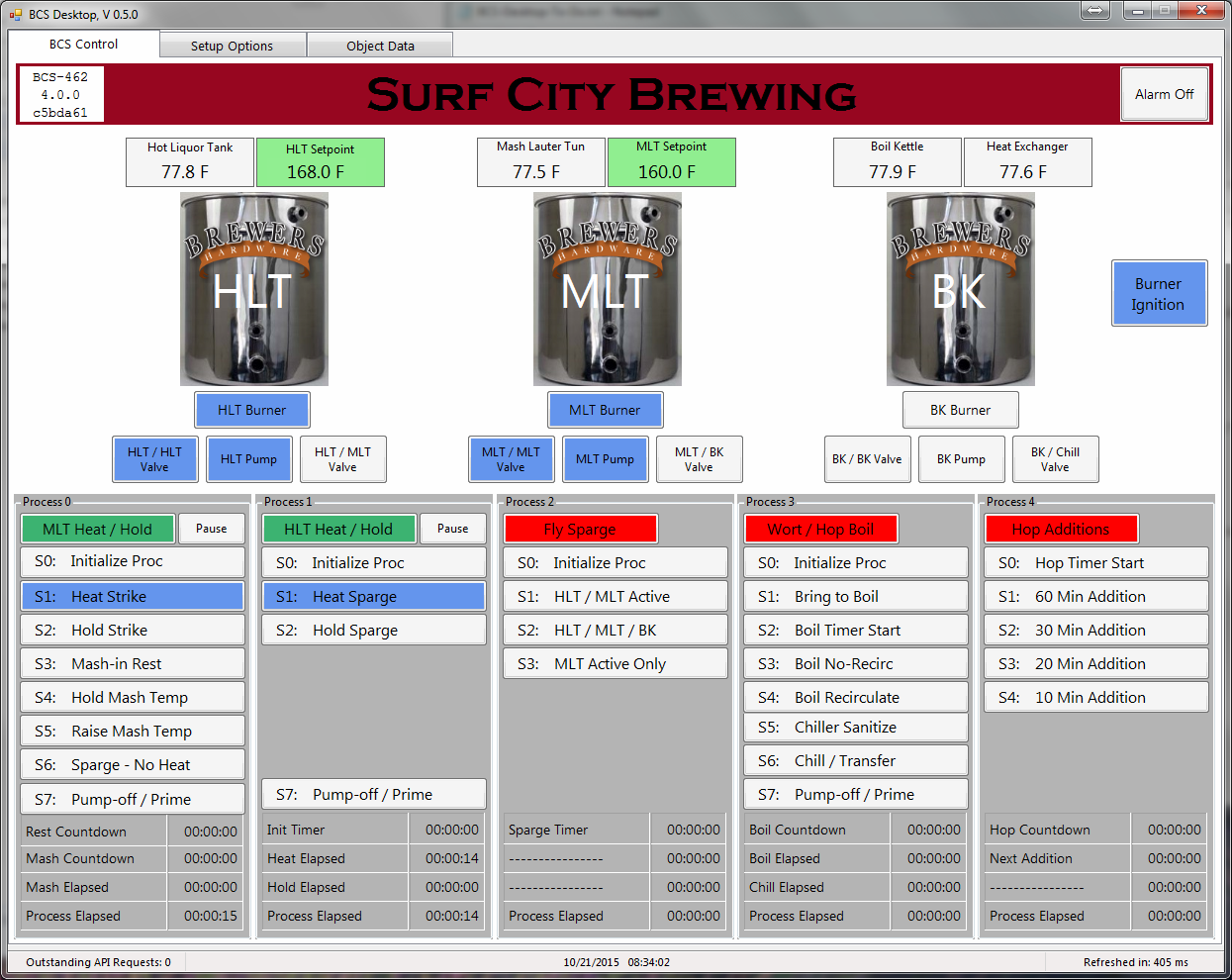 Home for Brewery layout software